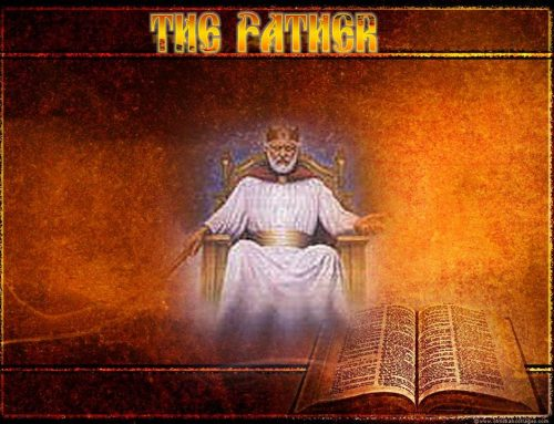 3. THE FATHER
