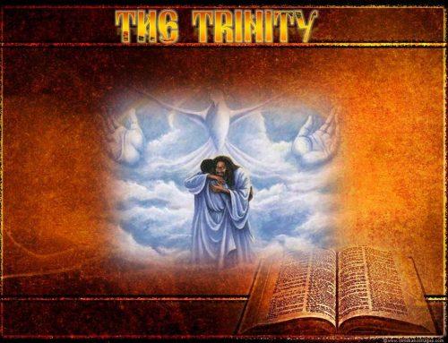 2. THE TRINITY