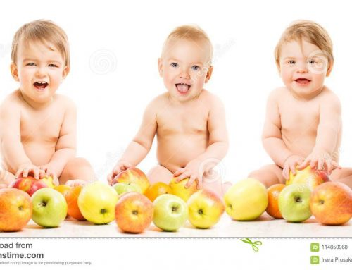 3 BASIC PATTERNS OF TEMPERAMENT IN BABIES